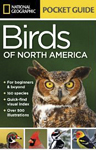 Maxis Gamez - Nat Geo Birds of North America Pocket Book